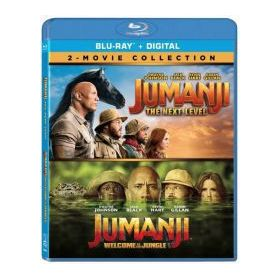 Jumanji 1-2. (2 Blu-ray)
