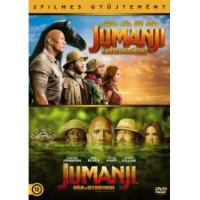Jumanji 1-2. (2 DVD)