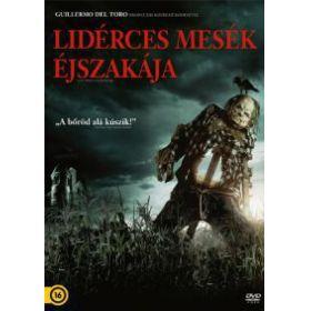 Lidérces mesék éjszakája (DVD)
