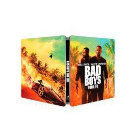 Bad Boys – Mindörökké rosszfiúk (Blu-ray) - limitált, fémdobozos változat (steelbook)