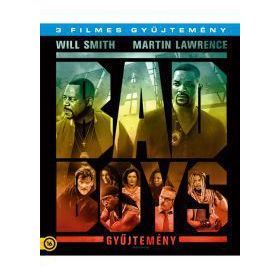 Bad Boys 1-3. (3 Blu-ray)