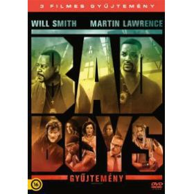 Bad Boys 1-3. (3 DVD)