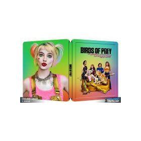 Ragadozó madarak *DC* (Blu-ray) - limitált, fémdobozos változat (steelbook)