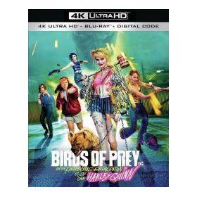Ragadozó madarak *DC* (4K UHD+Blu-ray)