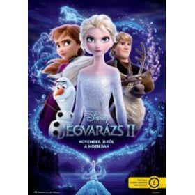 Jégvarázs 2. (DVD) *Disney*   *Magyar szinkron, idegennyelvű borító*
