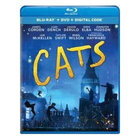 Macskák (Blu-ray) *2019*