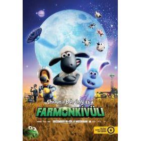 Shaun a bárány, és a farmonkívüli (DVD)