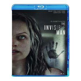 A láthatatlan ember (2020) (Blu-ray)