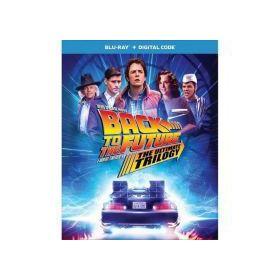 Vissza a jövőbe 35. évfordulós *Trilógia* (4 Blu-ray)