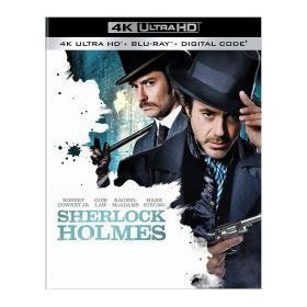 Sherlock Holmes (4K UHD+Blu-ray)