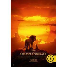 Az oroszlánkirály  - A film (DVD)
