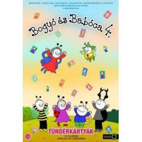 Bogyó és Babóca 4. - Tündérkártyák (DVD)