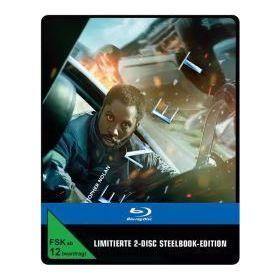 Tenet (Blu-ray + bónusz BD) - limitált, fémdobozos változat (steelbook)