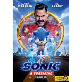 Sonic, a sündisznó (DVD)