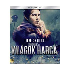 Világok harca (4K UHD +  Blu-ray)