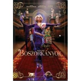 Roald Dahl: Boszorkányok (DVD)