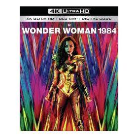 Wonder Woman 1984 (4K UHD + Blu-ray)