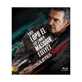 Becsületes tolvaj (Blu-ray)