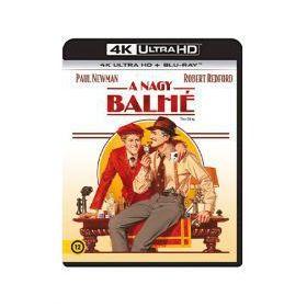A nagy balhé (4K UHD + Blu-ray)