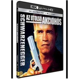 Az utolsó akcióhős (4K UHD + Blu-ray)
