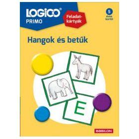 LOGICO Primo 1253 - Hangok és betűk