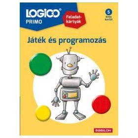 LOGICO Primo 1259 - Játék és programozás