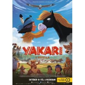 Yakari - a mozifilm (DVD)