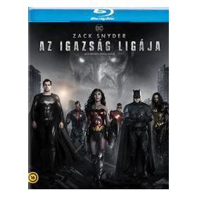 Zack Snyder: Az Igazság Ligája (2021) (2 Blu-ray)