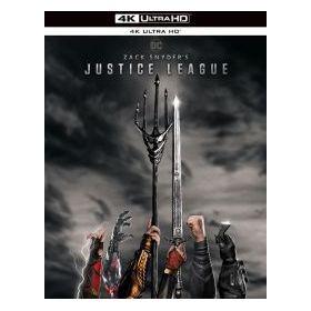 Zack Snyder: Az Igazság Ligája (2021) (2 4K UHD) - limitált, fémdobozos változat (steelbook)
