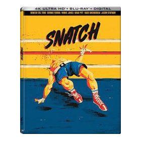 Blöff (4K UHD + Blu-ray) - limitált, fémdobozos változat (steelbook)
