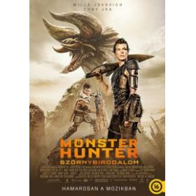Monster Hunter – Szörnybirodalom (DVD)