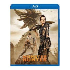 Monster Hunter – Szörnybirodalom (Blu-ray)