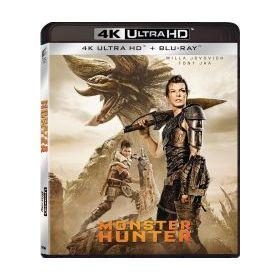 Monster Hunter – Szörnybirodalom (4K UHD + Blu-ray)