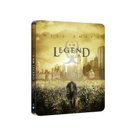 Legenda vagyok (4K UHD+Blu-ray) - limitált, fémdobozos változat (steelbook)