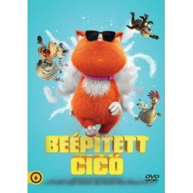Beépített cicó (DVD)