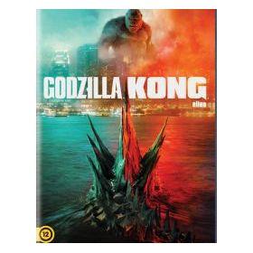 Godzilla Kong ellen (DVD)