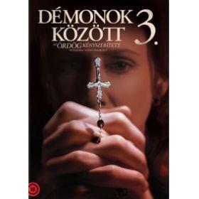 Démonok között 3 - Az ördög kényszerített (DVD)