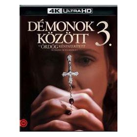 Démonok között 3 - Az ördög kényszerített (4K UHD + Blu-ray)