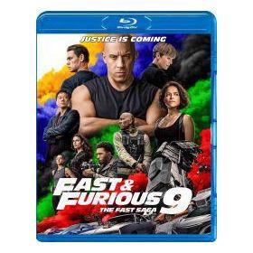 Halálos iramban 9 - Rendezői változat + moziverzió (Blu-ray)