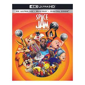 Space Jam – Új kezdet (4K UHD + Blu-ray)
