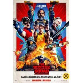 The Suicide Squad – Az öngyilkos osztag (DVD)