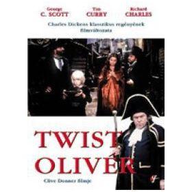 Twist Olivér (DVD)