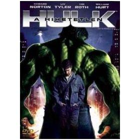 A hihetetlen Hulk (DVD)