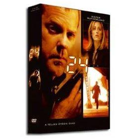 24 - Ötödik évad (7 DVD)