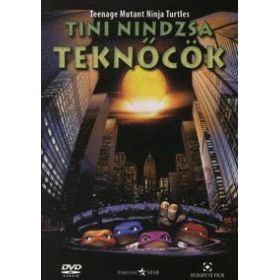 Tini Nindzsa Teknőcök *1993-as kiadás* (DVD)