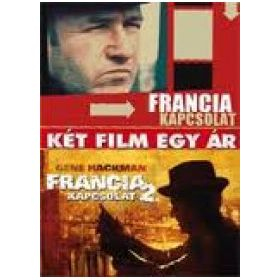 A francia kapcsolat 1-2. (3 DVD)
