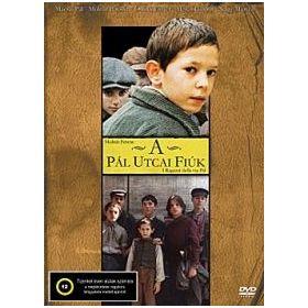 A Pál utcai fiúk (2003) (DVD)