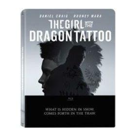 A tetovált lány (2011) - Limitált Digipack (2 Blu-ray)