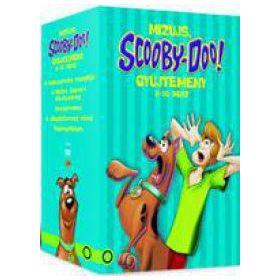 Mizújs, Scooby-Doo? Gyűjtemény II. (6-10. rész) (5 DVD)