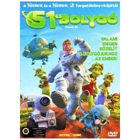 51-es bolygó (DVD)